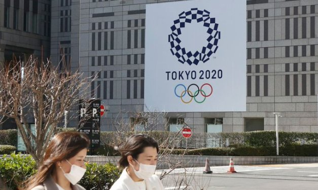 Japan starts vaccinations with eye on Olympics