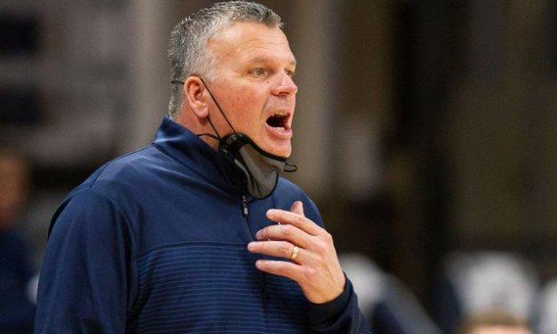 Creighton suspends McDermott over comments