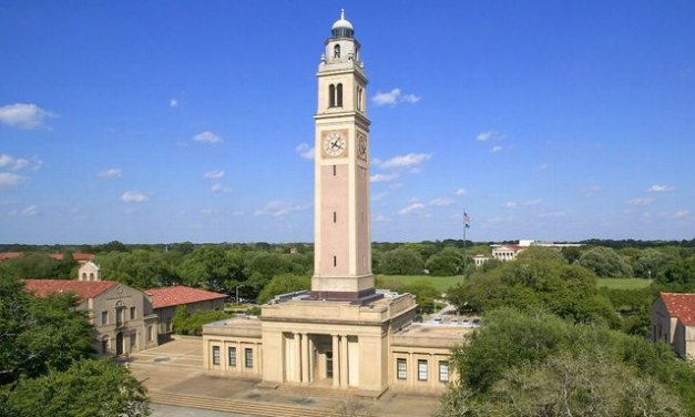 Suit alleges LSU conspired to keep women quiet