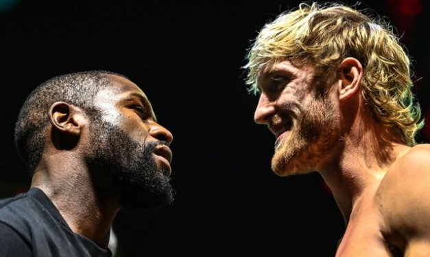 Paul goes distance with Mayweather in exhibition