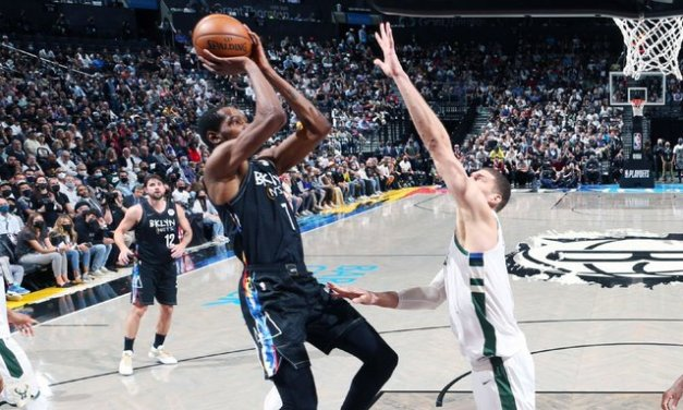 KD's 49-point triple-double saves 'wounded' Nets