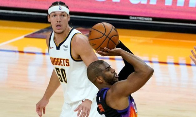 CP3 takes over in 4th to close out Suns' G1 win