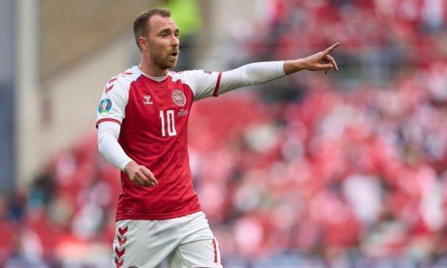 Eriksen to have heart-starter device implanted