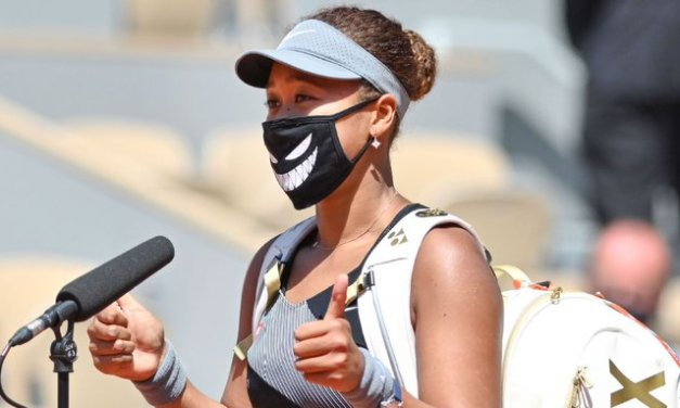 Osaka: 'Best thing' to withdraw from French Open