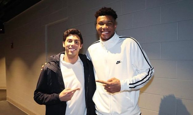 Giannis purchases stake in Brewers