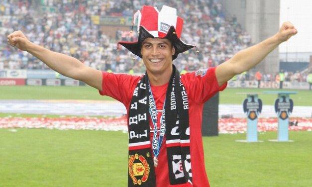 Man United sign Cristiano Ronaldo from Juventus