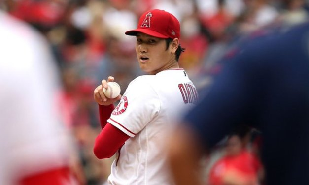 Ohtani on future with Angels: 'I want to win'