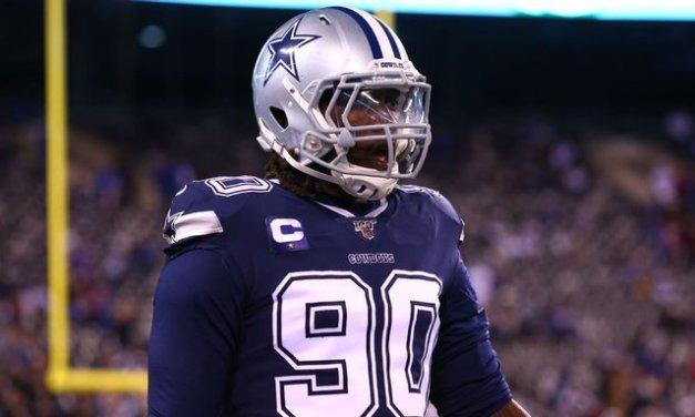 Sources: Cowboys DE Lawrence out 6-8 weeks