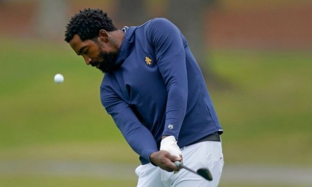 JR Smith stung by hornets at college golf tourney