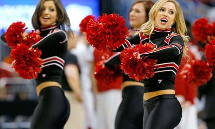 There is an Outbreak of Mumps Among College Cheerleaders