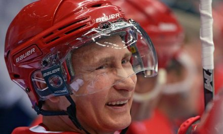 How Russia's Hockey League was Allegedly Rigged for Putin's Team