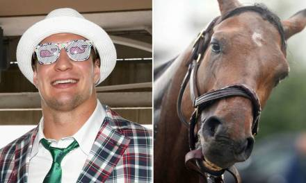Gronkowski the Horse Possibly Heading to the Kentucky Derby