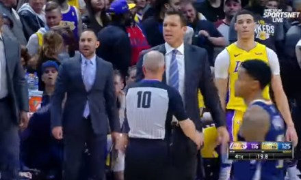 Luke Walton Had To Be Held Back From Going After Jamal Murray
