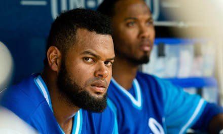 Royals Slugger Gets Busted for PED's