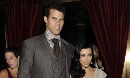 Kim Kardashian's Ex-Husband Kris Humphries Lunches With A New Lady