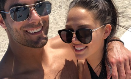 Details On Jimmy Garoppolo and Alexandra King's Romantic Valentine's Day Trip