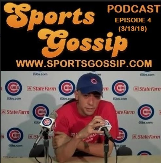 Check out SportsGossip.com's Latest Podcast