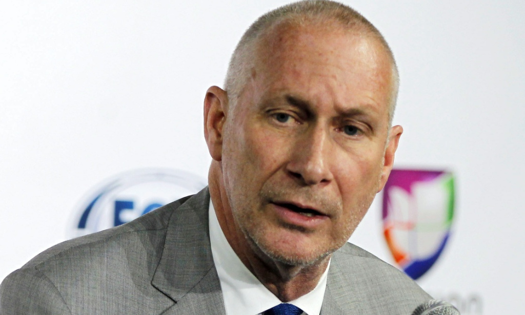 ESPN President Resigned after Being Extorted for Cocaine Use