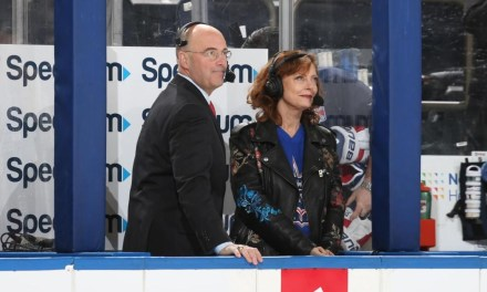 The Internet Had a Field Day Ripping Susan Sarandon Calling a Penguins game