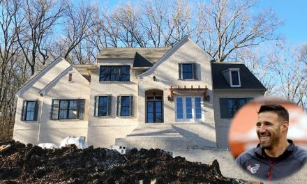 Tennessee Titans' Head Coach Mike Vrabel Buys Nashville Mansion