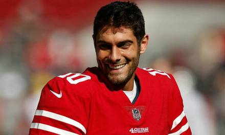 Jimmy Garoppolo Flying His Girlfriend To Los Angeles?