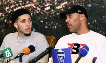 LaVar Ball Freaked Out when He Found Out LiAngelo Ball had Tattoos