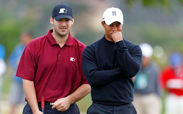 Tony Romo Not seeing His Wife Very Much These Days