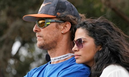 Matthew McConaughey Just Kept Living with Lance Armstrong