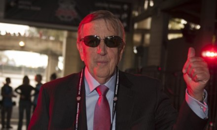 Brent Musburger Weighs In On Donald Trump and Stormy Daniels