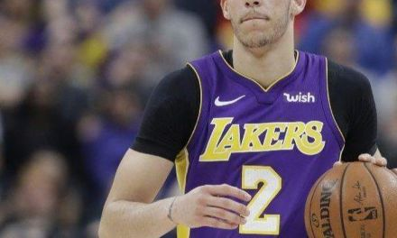 Lonzo Ball Got a Tattoo Because that's What NBA Players Do