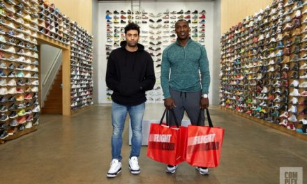 Shannon Sharpe Goes Sneaker Shopping With Complex