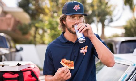 Kris Bryant Crashes a Fantasy Draft as a Pizza Delivery Guy