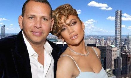 An Inside Look at Jennifer Lopez & Alex Rodriguez New $15 Million NYC Apartment