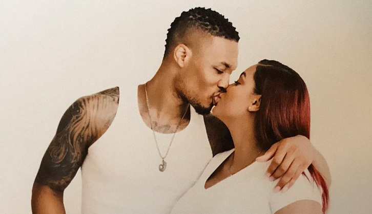 Damian Lillard and Girlfriend Have a Baby