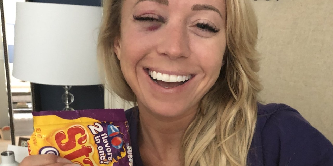Braves TV Reporter Suffered a Fractured Eye Socket after Getting hit with a Foul Ball
