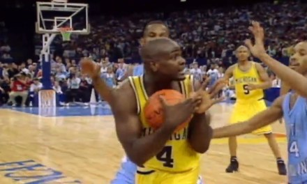 Of Course they Brought up Chris Webber's Technical Foul During the Championship Game