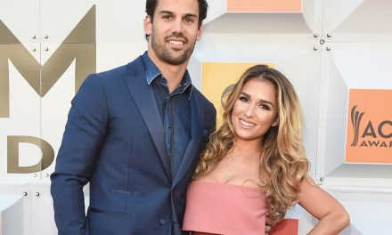 Eric and Jessie James Decker Welcome Another Baby