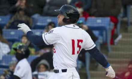 Tim Tebow Hit a Homerun in his First At Bat in Double A
