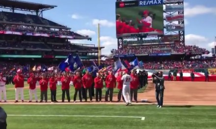 Gabe Kapler Gets Booed at Phillies Home Opener