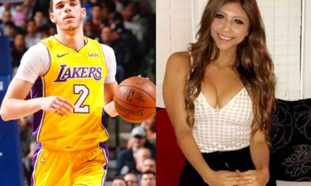 Lonzo Ball's Baby Gender Reveal with Denise Garcia