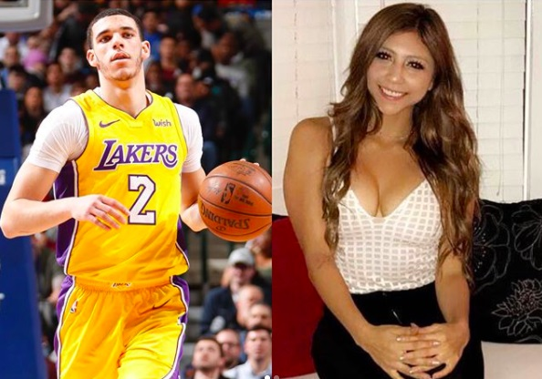 c28491c3f Lonzo Ball s Baby Gender Reveal with Denise Garcia - Sports Gossip