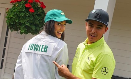 Allison Stokke sent Rickie Fowler a Message on Instagram after he Fell Short at the Masters