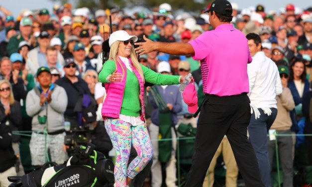 The Best of Masters Winner Patrick Reed and his Wife