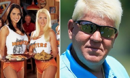 John Daly Was Posting Videos From Augusta Hooters Bikini Contest