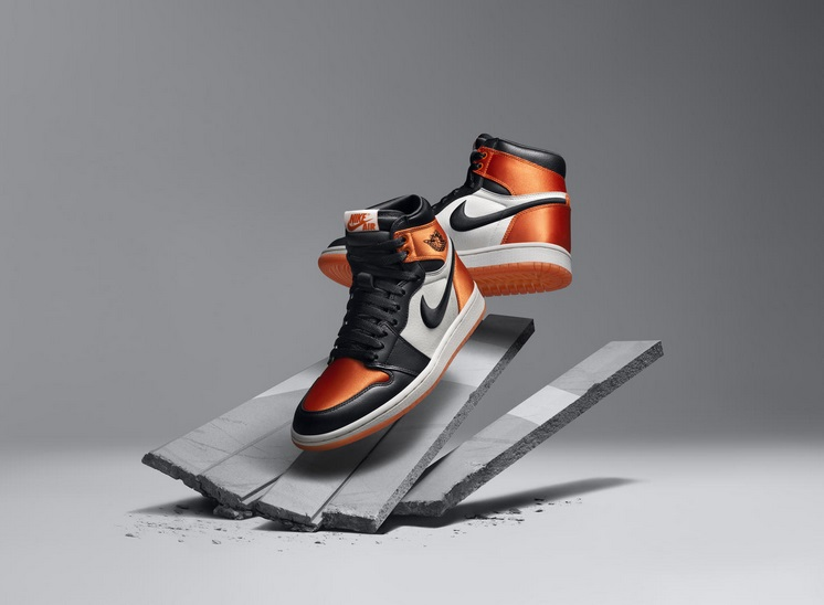 9344948dfda Created by a team of Nike women's designers, The 1 Reimagined collection  realized all-new articulations of the Air Jordan I and Air Force 1.
