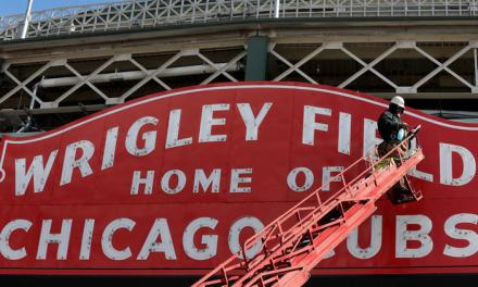 Regular Sized Fans Won't be Able to Fit into Wrigley Field's New Seats
