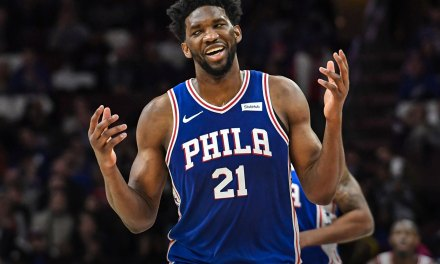 Joel Embiid's Potential Mask He'll Wear for The NBA Playoffs