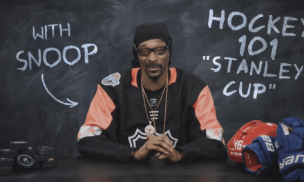 Snoop Dogg Explains the Stanley Cup for New Hockey Fans