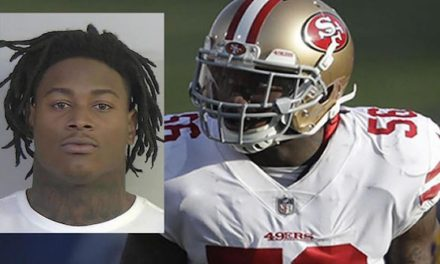 Reuben Foster Charged in Domestic violence and Weapon Case