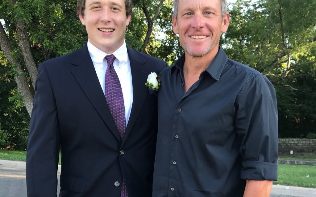 Lance Armstrong's Son To Play Football College Football
